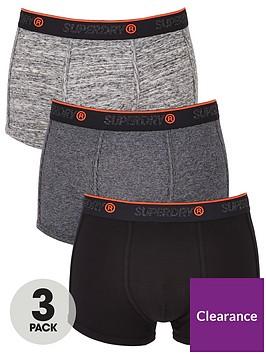 superdry-triple-pack-sport-trunks-greyblack