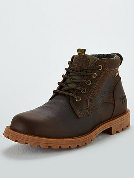 Barbour Barbour Carrock Chukka Boot - Dark Brown Picture
