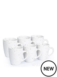 waterside-speckled-mugs-ndash-set-of-6