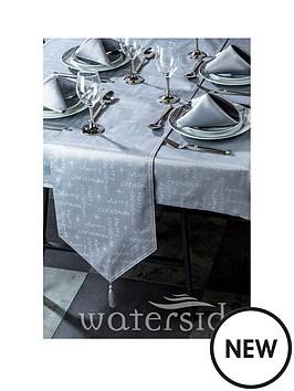 waterside-merry-christmas-jacquard-table-runner-set