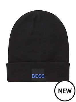 boss-boys-pull-on-logo-hat