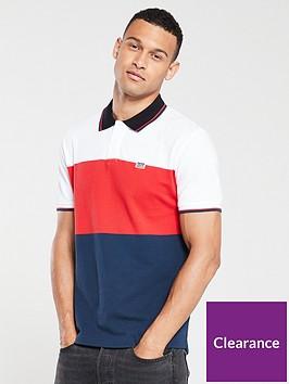 levis-sportswear-polo-shirt-whiterednavy