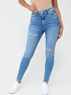 v-by-very-ella-high-waist-ripped-skinny-jean-mid-wash