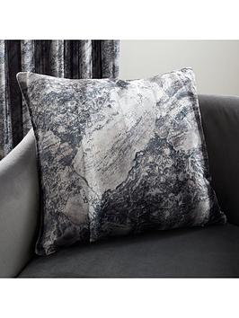 catherine-lansfield-nbspmarble-velvet-cushion