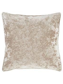 Catherine Lansfield Catherine Lansfield Crushed Velvet Cushion Picture