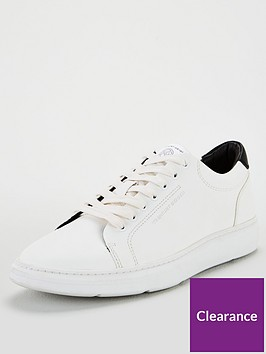 kg-wade-lace-up-trainers-white