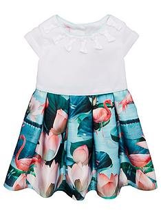 baker-by-ted-baker-baby-girls-bow-lillypad-mockable-dress-green
