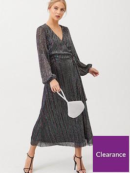 v-by-very-rainbow-wrap-dress-black