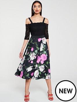 v-by-very-lace-bardot-scuba-prom-dress-print