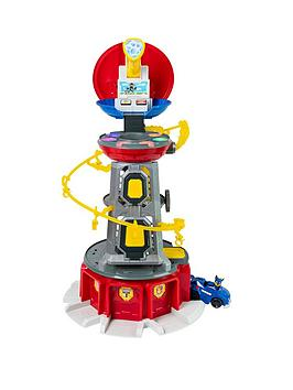 Paw Patrol Paw Patrol Mighty Pups Superpaws &Ndash; Mighty Lookout Tower Picture