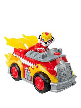 Paw Patrol Paw Patrol Mighty Pups Super Paws Deluxe Vehicle &Ndash;  ... Picture