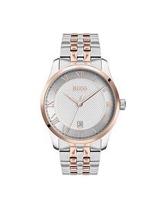 boss-boss-master-silver-textured-and-gold-detail-date-dial-two-tone-stainless-steel-bracelet-mens-watch