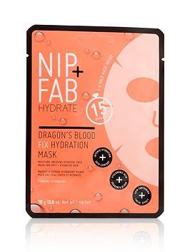 Nip + Fab Nip + Fab Nip + Fab Dragons Blood Hydration Sheet Mask 18G Picture