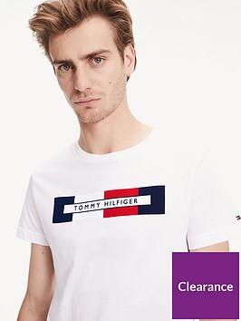 tommy-hilfiger-box-logo-t-shirt-white