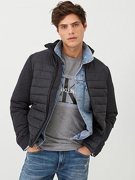 calvin-klein-mixed-media-bomber-jacket-black