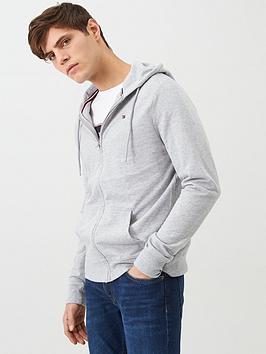 tommy-hilfiger-full-zip-hoodie-grey-marl
