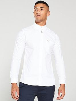 Tommy Jeans Tommy Jeans Classics Oxford Shirt - White Picture