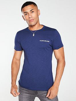 calvin-klein-jeans-slub-slim-t-shirt-navy