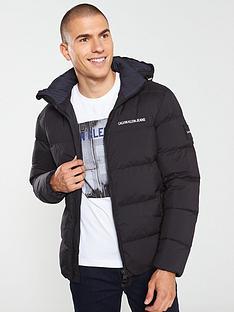 calvin-klein-jeans-hooded-down-padded-jacket-black