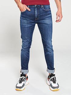 calvin-klein-jeans-026-slim-jeans-blue