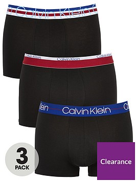calvin-klein-3-pack-trunks-black