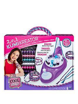 Cool Maker   2 In 1 - Kumi Kreator