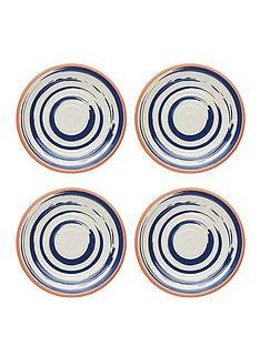 kitchencraft-great-outdoors-collection-ndash-set-of-4-lulworth-dinner-plates
