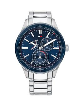 tommy-hilfiger-tommy-hilfiger-austin-blue-and-silver-detail-multi-dial-two-tone-ip-stainless-steel-bracelet-mens-watch