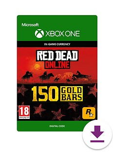 microsoft-red-dead-redemption-2-150-gold-bars-digital-download