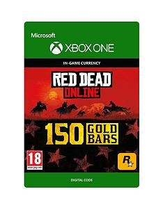 microsoft-red-dead-redemption-2-150-gold-bars