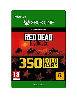 Microsoft   Red Dead Redemption 2: 350 Gold Bars - Digital Download