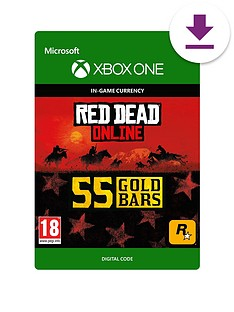 microsoft-red-dead-redemption-2-55-gold-bars