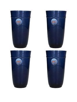 creative-tops-mikasa-drift-plastic-highball-glasses-ndash-set-of-4