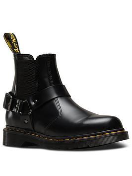 Dr Martens Dr Martens Wincox Ankle Boots - Black Picture