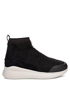 ugg-griffith-trainers-black