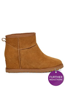 ugg-classic-femme-hidden-wedge-mini-ankle-boots-chestnut
