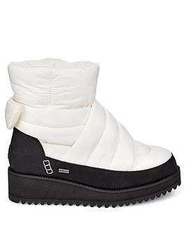 Ugg Ugg Montara Ankle Boots - White Picture