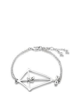 disney-disney-mary-poppins-14k-white-gold-plated-kite-bracelet-with-swarovski-crystals