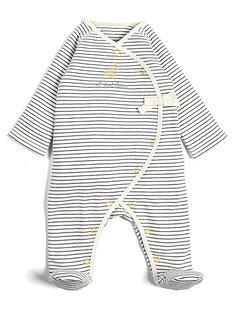mamas-papas-baby-girls-stripe-bow-bodysuit-white