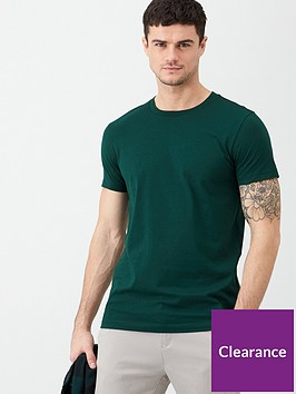 v-by-very-essential-crew-neck-t-shirt-pine-green