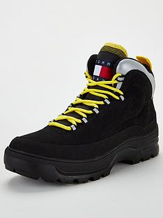tommy-hilfiger-expedition-boots-black
