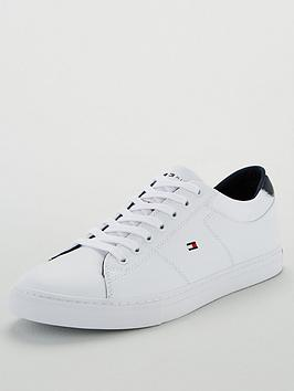 tommy-hilfiger-essential-leather-collar-trainers-white