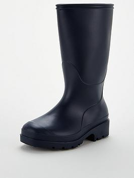 V by Very V By Very Boys Wellies - Navy Picture