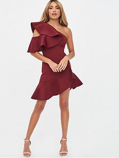 lavish-alice-asymmetric-ruffle-scuba-mini-dress-burgundy