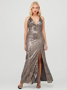 little-mistress-maxi-sequin-dress-copper