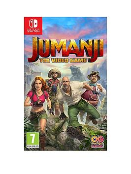 Nintendo   Jumanji : The Video Game - Switch