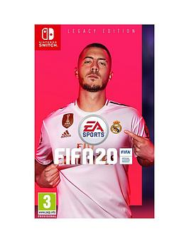 Nintendo Nintendo Fifa 20 Legacy Edition - Switch Picture