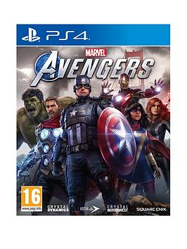 Playstation Playstation Marvel'S Avengers - Ps4 Picture