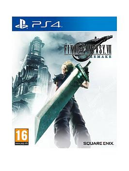 Playstation Playstation Final Fantasy Vii: Remake Picture