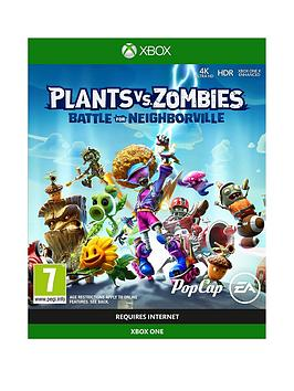 Xbox One Xbox One Plants Vs Zombies: Battle For Neighbourville Picture